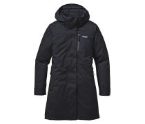 Stormdrift - Mantel für Damen - Schwarz