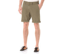 Johnson - Chino Shorts für Herren - Grün