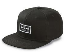 Quality Goods - Snapback Cap für Herren - Schwarz