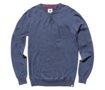 ABStract - Strickpullover für Herren - Blau