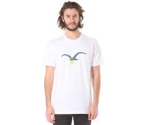 Leaf Möwe - T-Shirt für Herren - Weiß