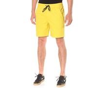 Senior - Shorts für Herren - Gelb