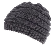 Bay - Mütze für Damen - Grau
