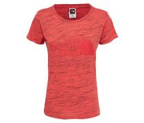 Easy - T-Shirt für Damen - Rot
