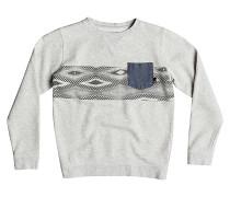 Strange Night Crew - Sweatshirt für Jungs - Grau