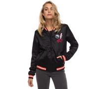 Marine Life - Jacke für Damen - Schwarz