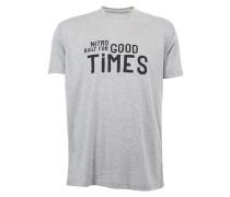 Bfgt - T-Shirt für Herren - Grau