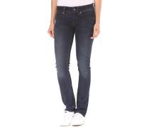 Midge Saddle Mid Straight - Jeans für Damen - Blau