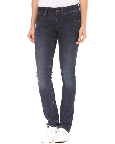 Midge Saddle Mid Straight - Jeans