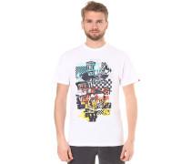 OTW Checker Blaster - T-Shirt für Herren - Weiß