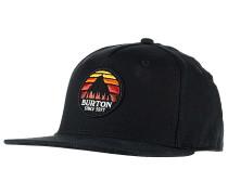 Underhill - Snapback Cap für Herren - Schwarz