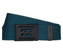 Logistik Heather - Gürtel für Herren - Blau