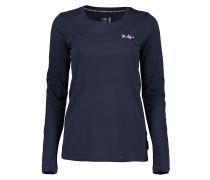 EsbjergM. - Langarmshirt für Damen - Blau