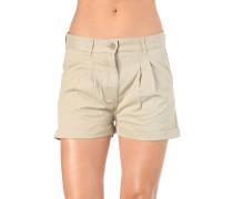 Dana - Chino Shorts für Damen - Beige