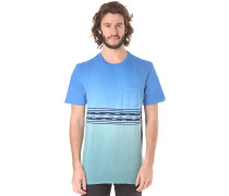 Hazed - T-Shirt für Herren - Blau