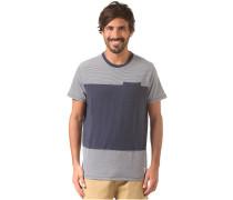 Triple - T-Shirt für Herren - Blau