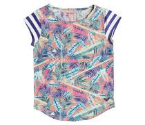 Shadow Circus Palm - T-Shirt für Mädchen - Blau