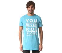 Ynra Teamfit - T-Shirt für Herren - Blau