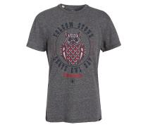 Skate Owl Tri - T-Shirt für Jungs - Schwarz