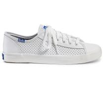 Kickstart Retro Perf Lea - Sneaker für Damen - Weiß