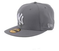 NY YankeesCap Grau