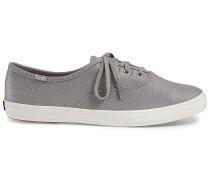 CH Metallic Canvas - Sneaker für Damen - Silber