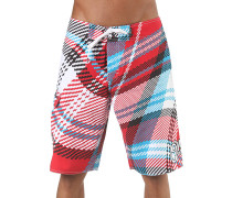 Wavy Checks - Boardshorts - Karo