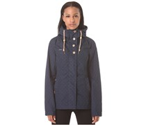 Lynx Dots - Jacke für Damen - Blau