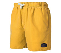 "Volley Solid 16"" - Boardshorts - Gold"