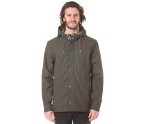 Poly - Jacke für Herren - Grün