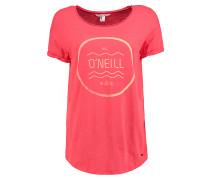 Script - T-Shirt für Damen - Rot