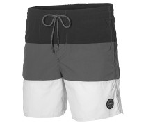 Cross Step - Boardshorts - Schwarz