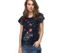 Gypsy Path Printed - T-Shirt für Damen - Blau