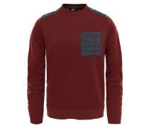 Slacker Tcrew - Sweatshirt für Herren - Rot