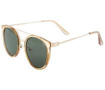 Kandy Gram Sonnenbrille - Gold