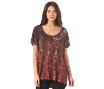 Dam - T-Shirt für Damen - Rot