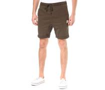 Hooked On - Shorts für Herren - Grün
