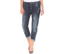 Arc 3D Btn Low B-Neya - Jeans für Damen - Blau