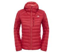 Morph Down - Funktionsjacke für Damen - Rot