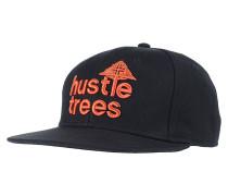 Hustle Trees - Snapback Cap für Herren - Schwarz