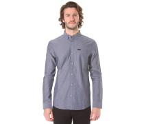 Silver City - Hemd für Herren - Blau