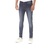 Him Spray - Jeans - Blau