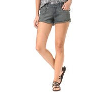 Skimmer - Shorts für Damen - Schwarz