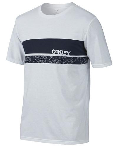 50-Topo Bar - T-Shirt für Herren - Weiß