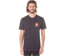 Frisbee - T-Shirt für Herren - Blau