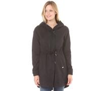 Feminine - Mantel für Damen - Schwarz