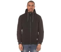 Tech Hooded - Funktionsjacke für Herren - Schwarz