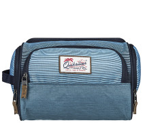 Capsule - Reisetasche für Herren - Blau