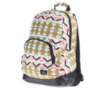 Schoolyard Canvas - Handtasche für Damen - Camouflage