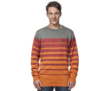 Gavin - Strickpullover für Herren - Orange